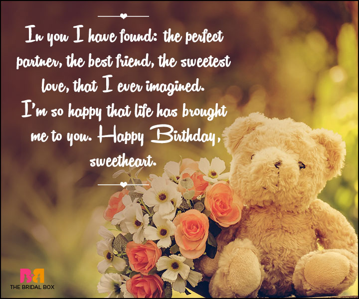 Birthday Love Quotes - 27