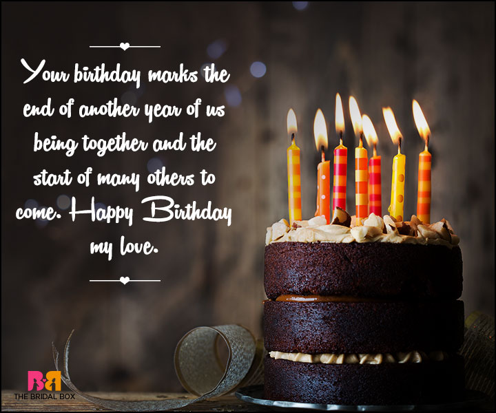 Birthday Love Quotes - 30
