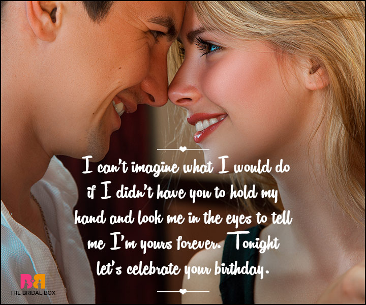 Birthday Love Quotes - 4