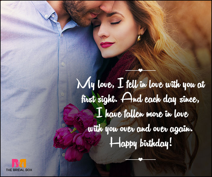 Birthday Love Quotes - 42