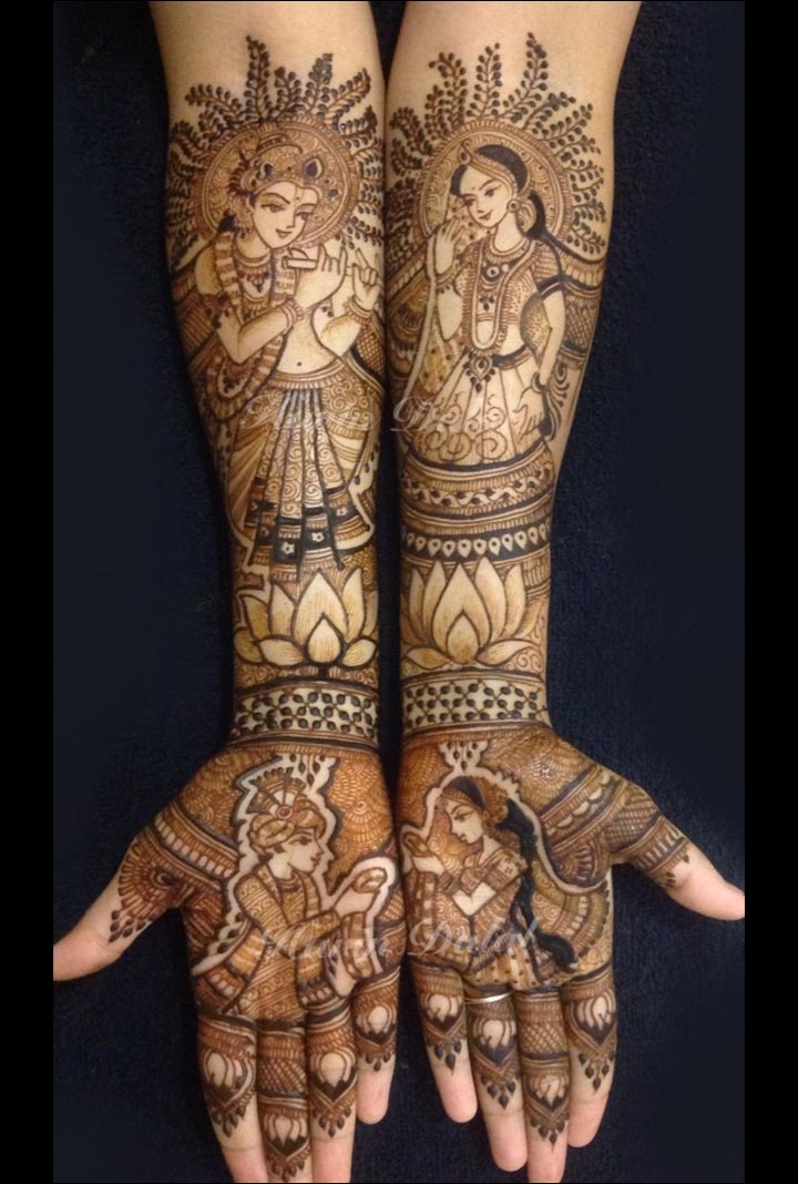 Bridal Hands With Mehndi : Harin dalal mehndi best designs by the master artist
