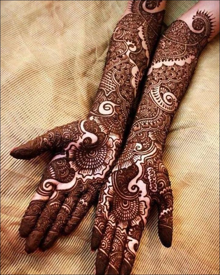 Mehndi Designs Karachi : Pakistani mehndi designs exquisite to make