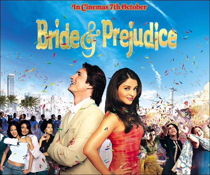 Hollywood Love Story Movies - Bride and Prejudice