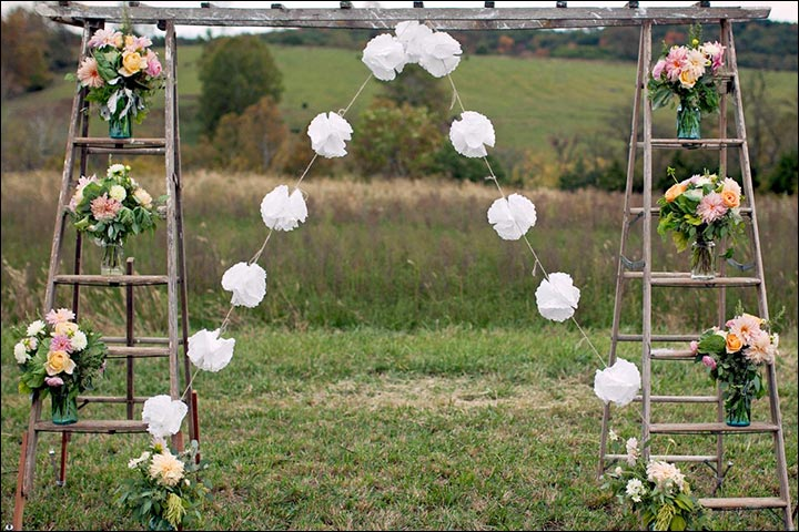 Wedding Arch Decorations - DIY Arch