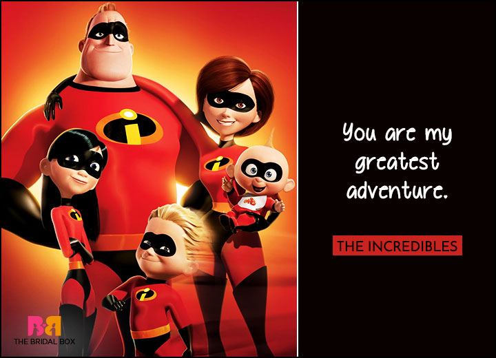 Disney Love Quotes - The Incredibles