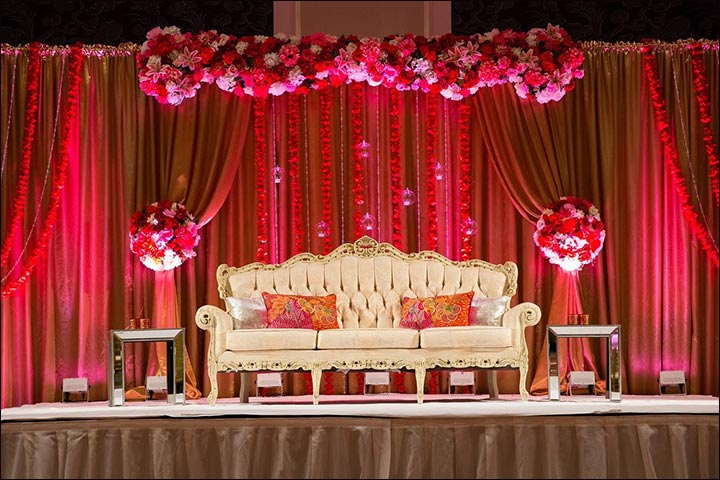 Wedding Backdrop Ideas - Elegant Wedding Backdrop