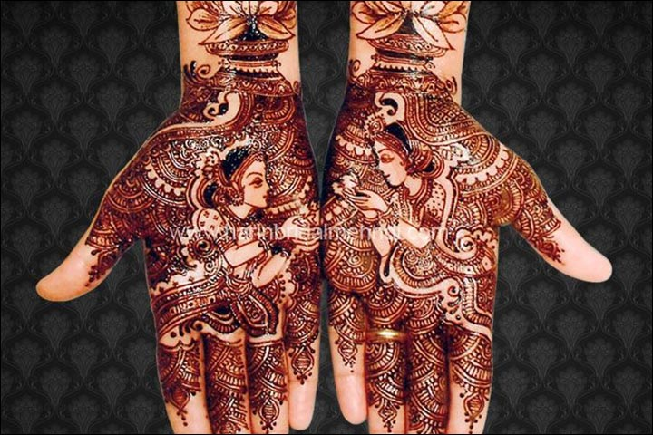 Harin Dalal Mehndi - Ethereal Elegance