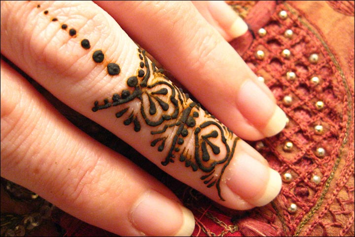 Ring Mehndi Designs - Fab All The Way