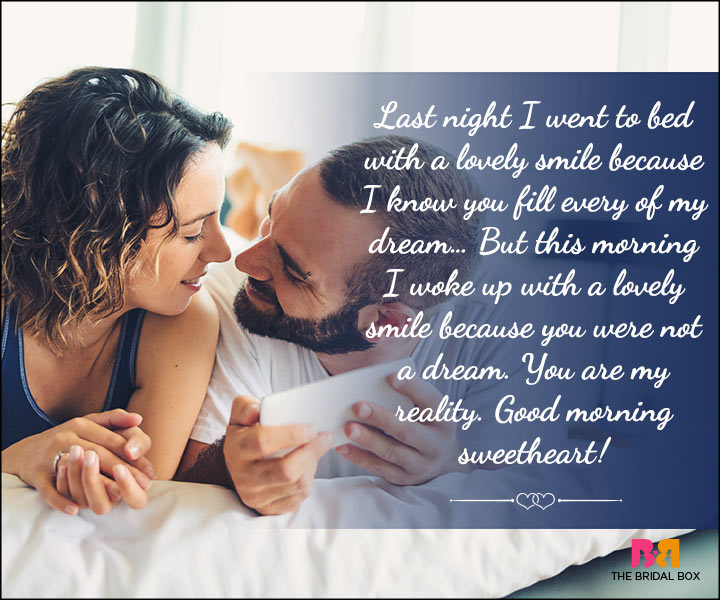 Good Morning Love Quotes For Him The Sweetest 60 Unique Morning Quotes For Him