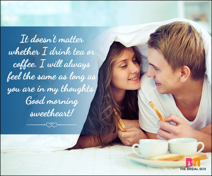 Good Morning Images For Him: Good Morning Love Quotes For Him: The Sweetest 14
