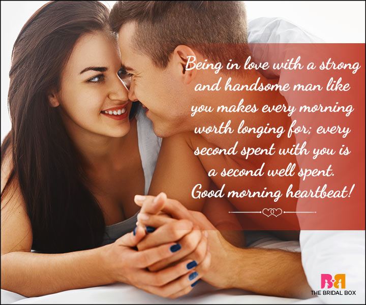 Good Morning Quotes For Him: Good Morning Love Quotes For Him: The Sweetest 14