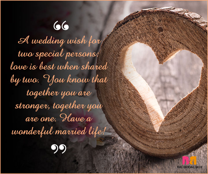 Quotes For Newly Married Couple: Marriage Wishes : Top148 Beautiful Messages To Share Your Joy