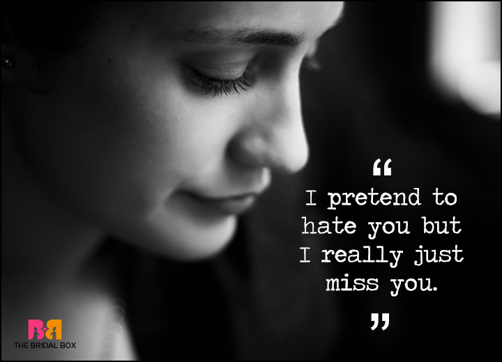 I love you but i hate you quotes