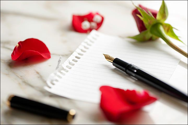 Love Letter To Wife – 19 Letters To Draw Inspiration From
