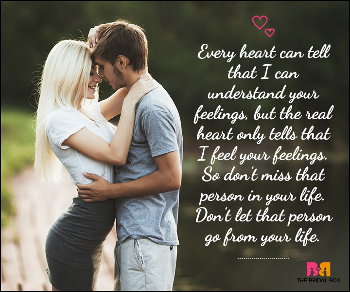 Love SMS For Him - Every Heart