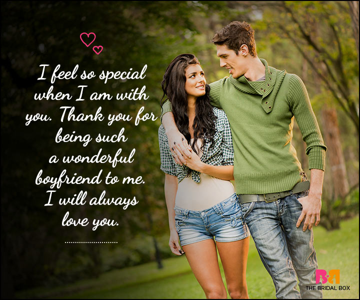 Love SMS For Him - So Special