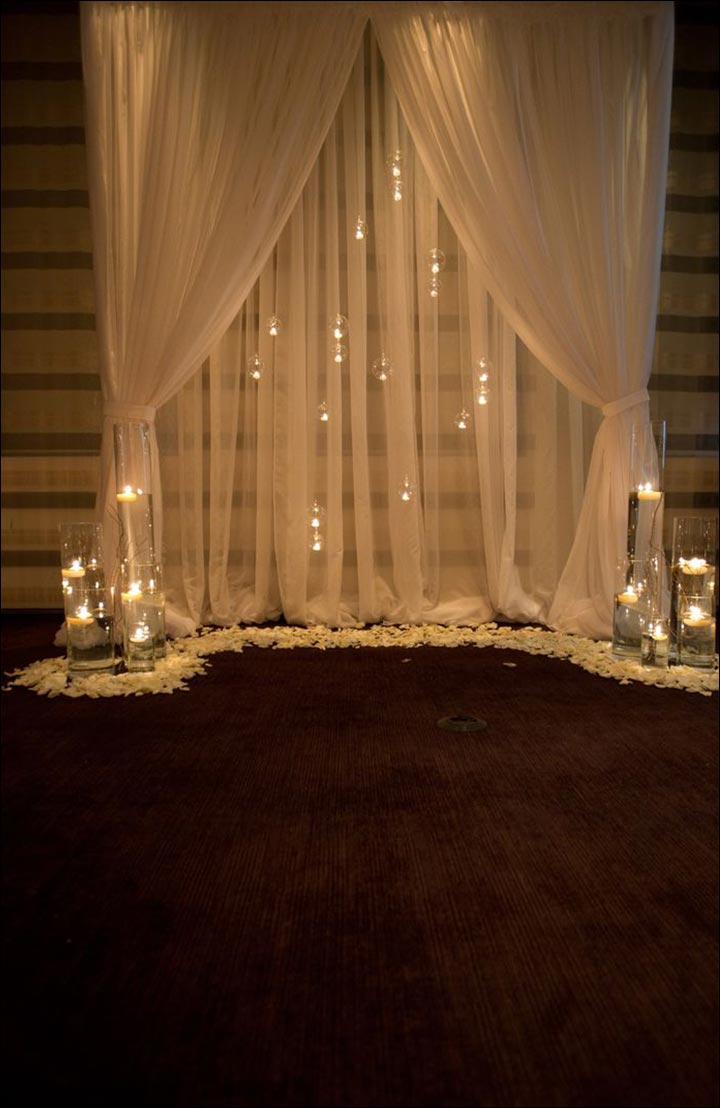Wedding Arch Decorations - Mystic Wedding Arch