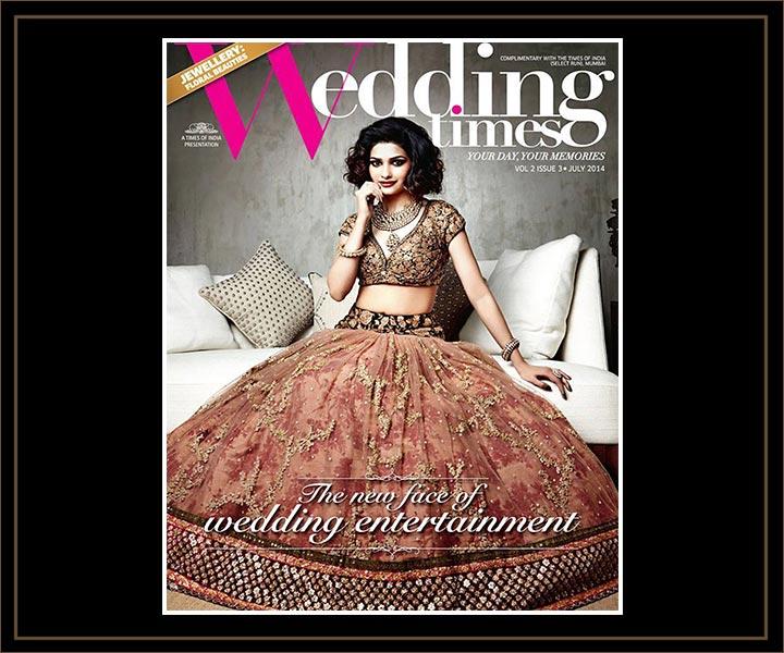 Femina Cover Page Specials - Prachi Desai (July 2014)