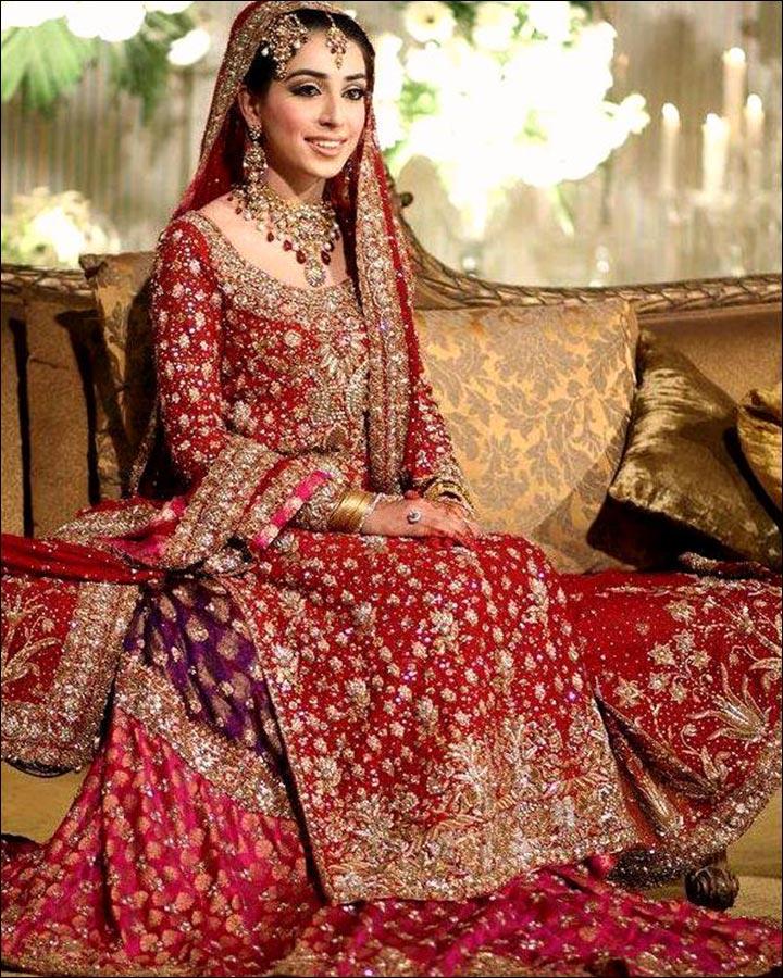 Pakistani Bridal Lehenga: 10 Lehengas For The Modern Day Diva