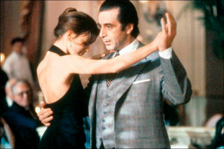Hollywood Love Story Movies - Scent Of A Woman