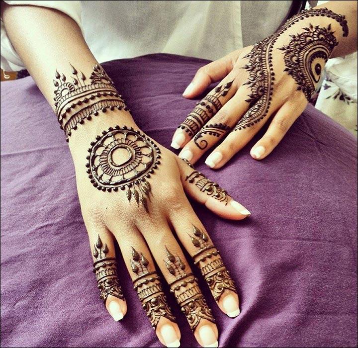 Pakistani Mehndi Designs - Sexy Me!