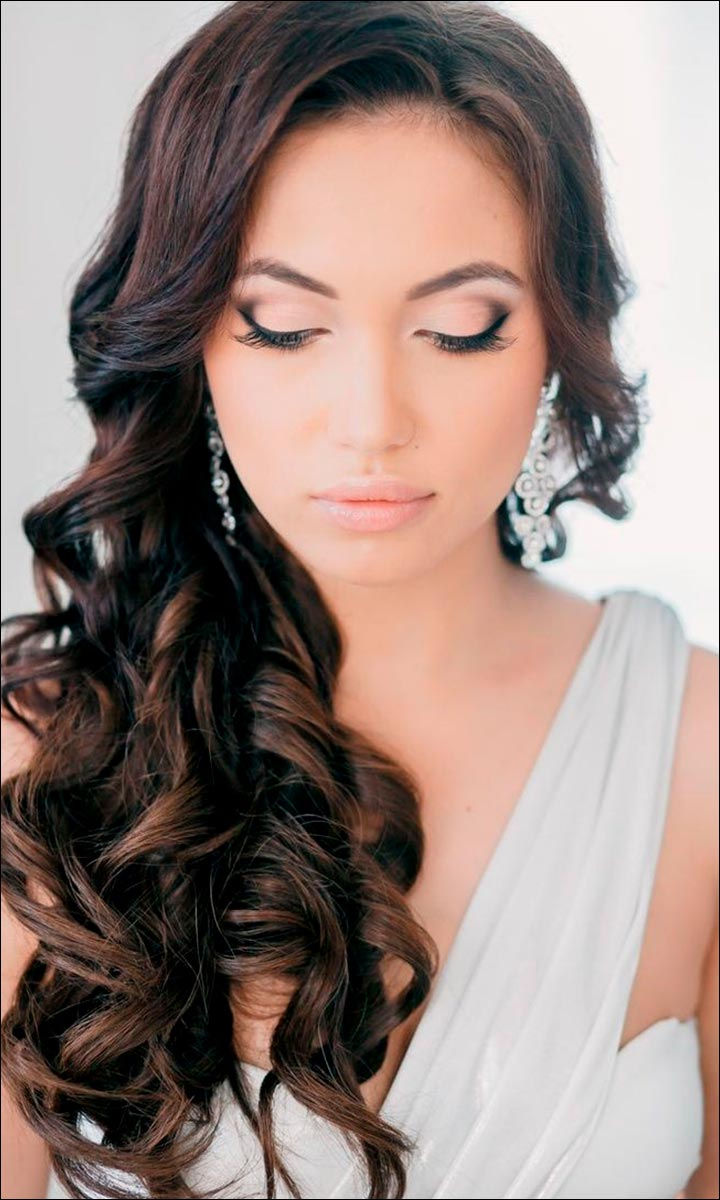 hair medium styles simple hairstyles for weddings medium hair hairstyles 4417