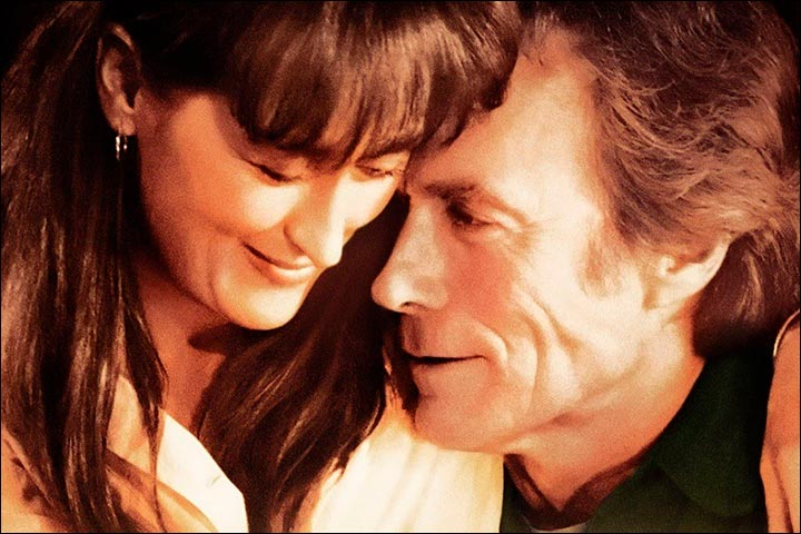 Hollywood Love Story Movies - The Bridges of Madison County