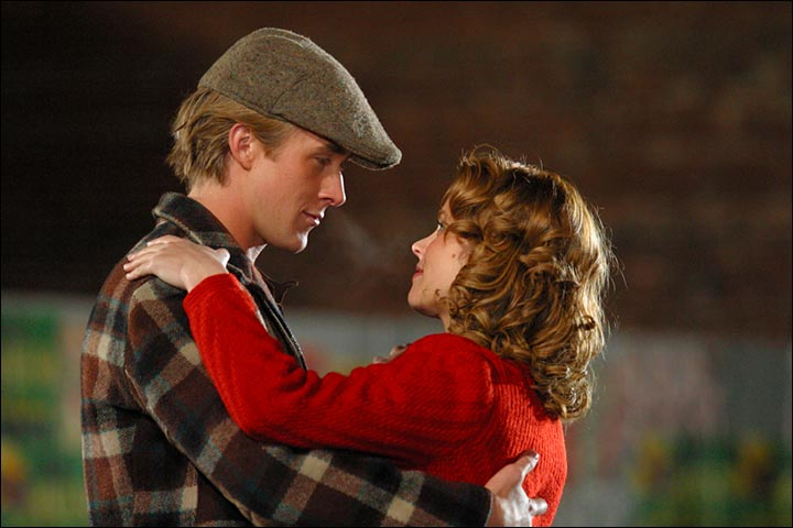 Hollywood Love Story Movies - The Notebook