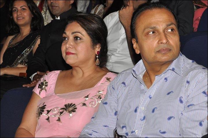 Tina Munim Anil Ambani Marriage - Anil Ambani And Tina Munim At The Opening ceremony of 14th Mumbai Film Festival