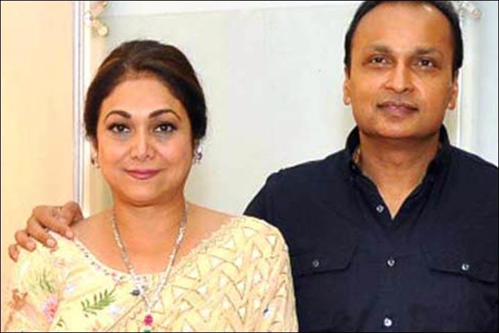 Tina Munim Anil Ambani Marriage And