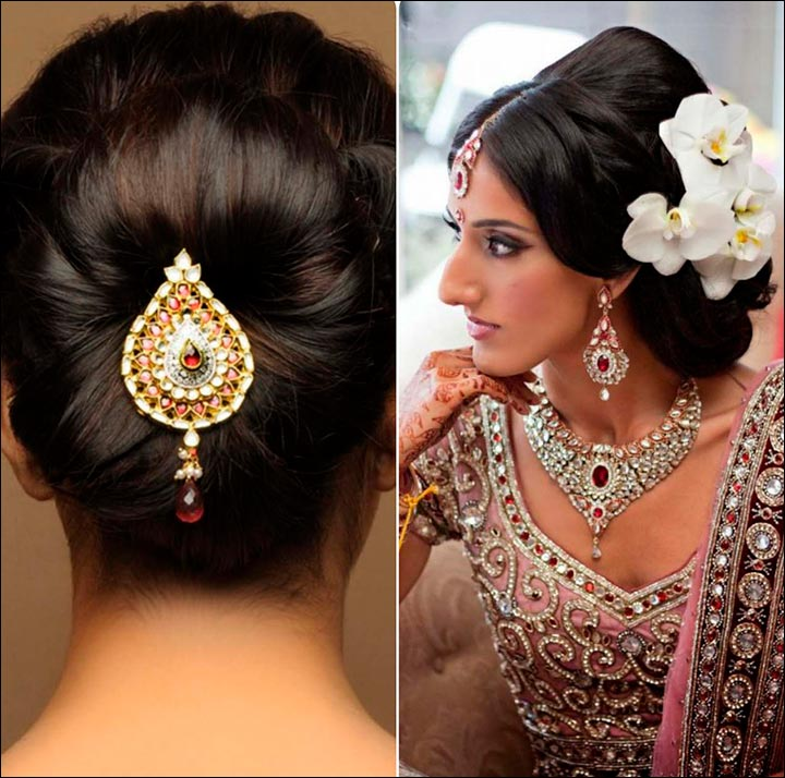 Bridal Hairstyles For Medium Hair: 32 Looks Trending This ...