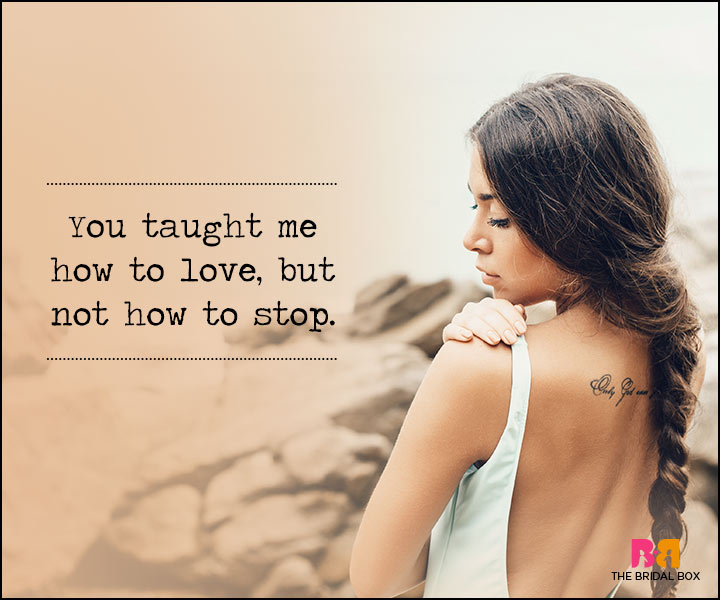 Waiting For Love Quotes - You Taught Me