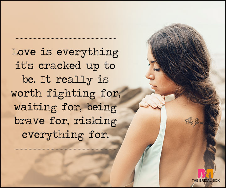 Waiting For Love Quotes - Everything