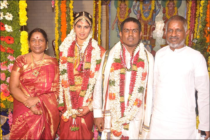 Yuvan Shankar Raja Marriage - Yuvan Weds Shilpa
