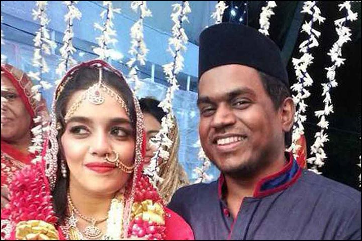 Yuvan Shankar Raja Marriage - Yuvan Marries Jaffrunnisha