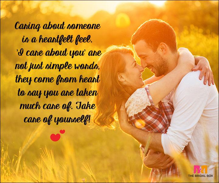 Love Care SMS - Heartfelt