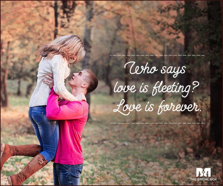 Love You Forever Quotes - Love Is Forever