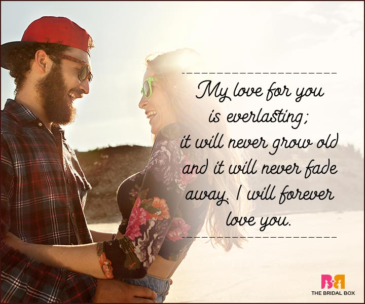 Love You Forever Quotes - Everlasting