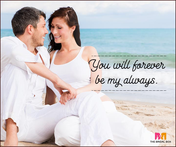 Love You Forever Quotes - Always