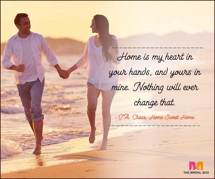 Love You Forever Quotes - Home Sweet Home