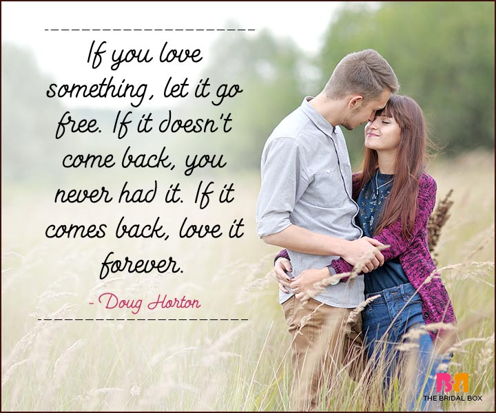 Love You Forever Quotes - Doug Horton