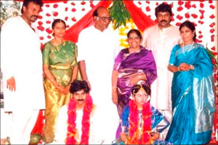 Pawan Kalyan Marriage - Pawan Kalyan Weds 19 Yr Old Nandini