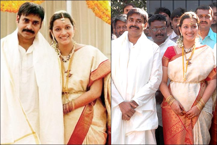 Pawan Kalyan Marriage - Pawan Kalyan Marries Renu Desai