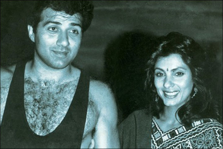Sunny Deol Marriage - Sunny Deol And Dimple Kapadia