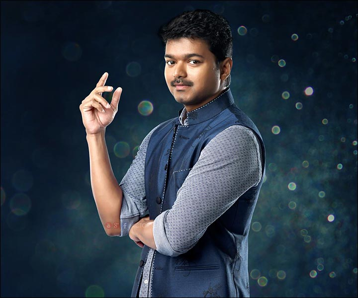 Vijay Marriage - When The Tamil Superstar Fell For His Fan