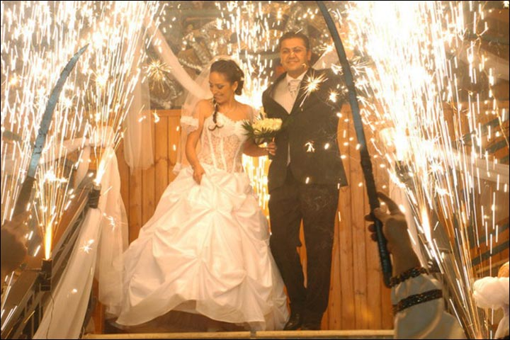 Wedding Entrance Songs: 15 Peppy Numbers To Arrive With A Bang!