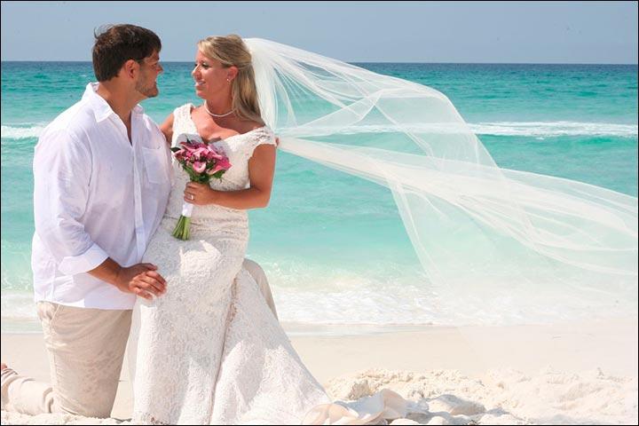 Florida--beach-wedding