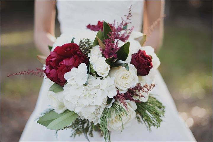 Fall Wedding Bouquets : 15 Brilliantly Ideas You\'ll Love
