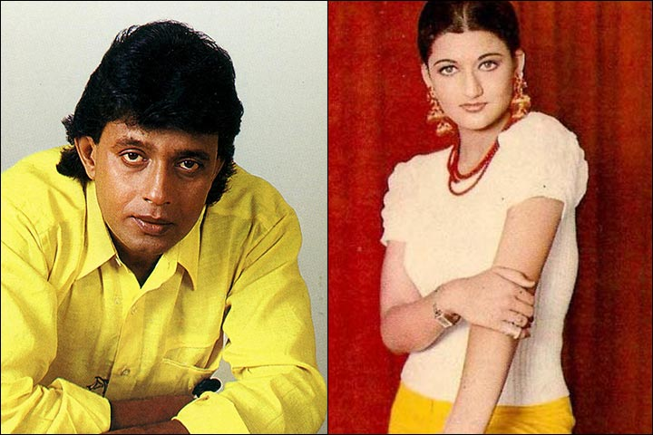 Mithun Chakraborty Marriage - Mithun Chakraborty And Sarika Thakur