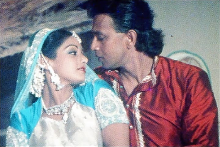 Image result for sridevi and mithun